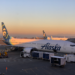 A Year of Alaska Plane Spotting